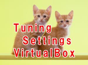 virtualbox-tuning-settings