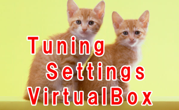 virtualbox-tuning-settings